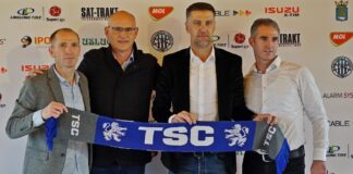 Mladen Krstajić predstavljen kao novi trener TSC-a