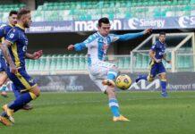 Verona - Napoli 3:1