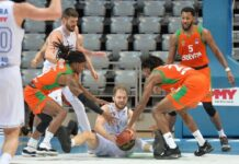 Zadar - Olimpija 78:80