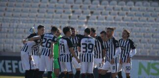 Partizan - Radnik 3:0