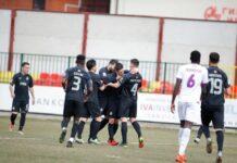 Javor - Partizan 0:1