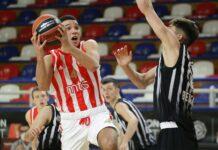 Crvena zvezda - Partizan 80:64