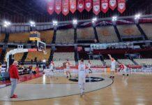 Košarkaši Crvene zvezde u Pireju