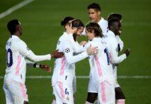 Real Madrid - Atalanta 3:1