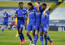Lester - Vest Bromvič Albion 3:0