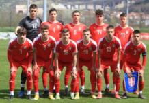 Mlađa omladinska reprezentacija Srbije