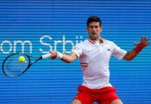 Novak Đoković, Serbia Open
