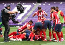 Fudbaleri Atletika iz Madrida novi šampioni Španije