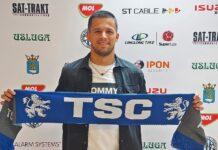 Josip Ćalušić novi fudbaler TSC-a