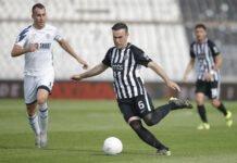 Partizan - TSC 3:0, Bibars Natho