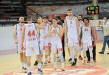 Košarkaši Borca iz Čačka